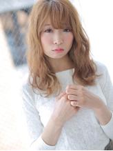 エフォートレスなラフウェーブセミ☆.24