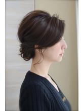『Dots.』 Bridal Hair.33