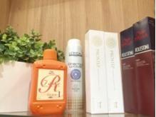 値段は安くても使用している薬剤はウエラや国内メーカー等一流!