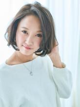 【VIRGO】橋元リョウイチ30代40代50代  ラフカール 質感ボブ 50代.36