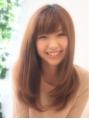 【ROJI】ピュア感のあるかわいさ ニュアンスストレート