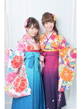 【Neolive3/溝の口402】☆卒業式☆袴・着付け☆ご予約受付中☆ 卒業式.48