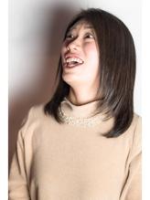 黒髪からこんなに透明感?!グレー☆ 巻き髪.19