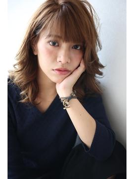 [OCEAN Hair&Life]大人可愛いルーズセミディカールvol.1☆☆☆