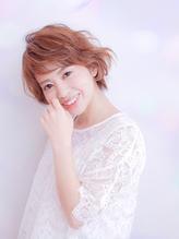 ラフな軽さと動きのあるショートボブ☆武蔵小杉・oggiotto.27