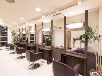 ヘアーメイクサロン プラスチッタ(hair make salon plus citta')(愛知県名古屋市西区/美容室)