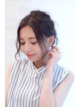 【Aina】大人のおしゃれルーズアレンジ.51