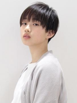 タイトマッシュ☆#前髪#ラベンダーカラー#イメチェン