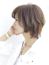 【Dio...】池袋30代 40代 50代に大人気☆大人ショートボブ.57