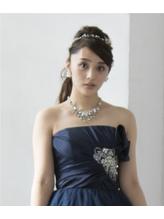 ポニーテールのヘアアレンジ☆ カチューム.33