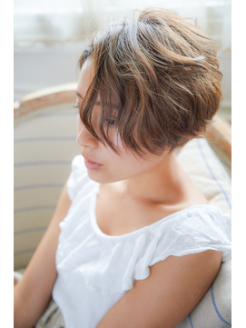 Sweet二子玉川☆デジタルパーマでゆるふわ イメチェンボブ☆