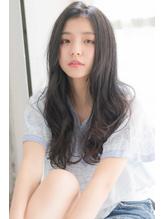 【chou chou】大人かわいいグラマラス黒髪ロング(淀川純) シュシュ.29