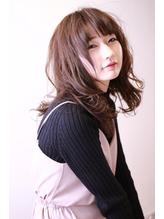 【AyaLA/佐藤哲朗】ルーズなほつれウェーブスタイル.35