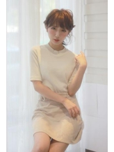sanctuary☆かんたん結婚式二次会編み込みセットスタイル☆ with.42