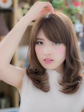 *+COVER HAIR+*…フレアカールの甘・ゆる大人女子a パーティ.36