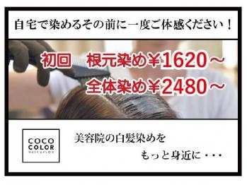 ココカラーヘアーサロン 西友道の尾店(cococolor hair salon)(長崎県長崎市/美容室)