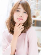 *mod's越谷*愛され☆彡くせ毛風小顔パーマa.36