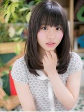 *+COVER HAIR+*…黒髪の☆清純派ストレートa 清純.11