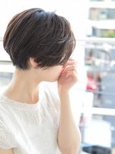 【butterfly常盤大地】2017 夏 秋 黒髪 前下がりショートボブ .32