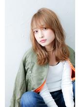 ベージュ レイヤーロブ☆.15