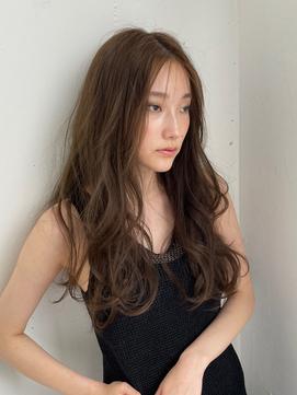 大人ロング/ローレイヤー/デジタルパーマ