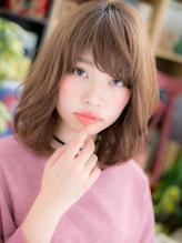 *+COVER HAIR+*…重軽MIX*無造作ウェーブa くびれカール.30