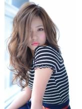 外国人風ウェービーグラマラス大人かわいいマーメイドアッシュ☆ .33