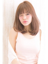 neolive  ora 毛先ワンカールの縮毛矯正☆.11