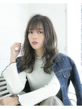【lond avenir 店長川上功介】ゆるふわ無造作カール☆