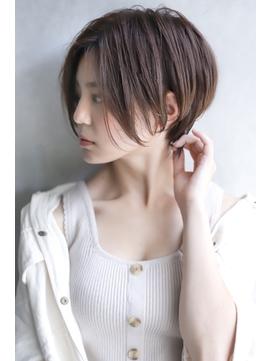 【+~ing deux】ハンサム高円寺マニッシュショート【辻口俊】