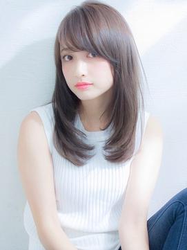 XELHA【谷 賢二】柔らか透明感ストレート