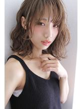 【Blanc】セミウェット×ミディアム パーティ.49