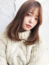 ラフな抜け感可愛い☆小顔ロブ.50