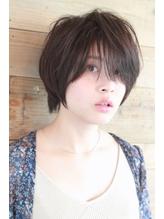 【Lib】クールショートボブ×長め前髪.19