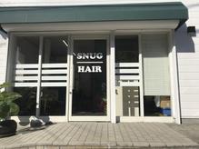 スナグ ヘア(SNUG HAIR)