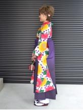 経験豊富な女性スタイリスト自宅サロン☆長時間崩れなくて、可愛いセットスタイルに仕上げてくれる!
