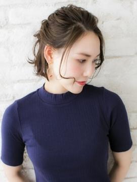 小顔くすみカラーくびれショート外人風カラー【Prize所沢】
