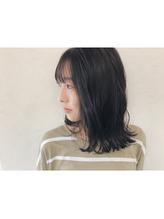 【faire】芝 有紗 暗くても透けるカラー.45