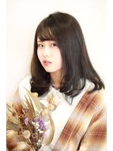 【ナチュラル】つやつやワンカール.21