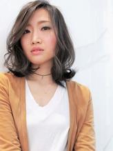 【M.SLASH】大人女子の…クールビューティミディb くびれカール.30