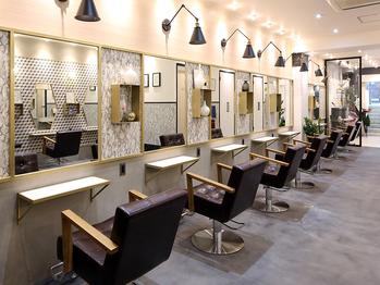 オーブ ヘアー ラックス 下通り熊本3号店(AUBE HAIR lax)(熊本県熊本市/美容室)