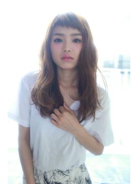 ROJITHA☆BROOkLYNガール/オンザ眉オフェロング(0364273460)