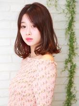 ふわ髪=ピュア可愛いフェミニンスタイル.21