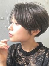 【studio noll佐田】抜け感ショート2.16