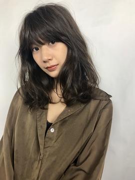 ☆おしゃれなフェミニンウェーブ☆【Luxe高橋あや】