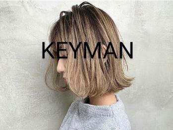 キーマン(KEYMAN)(栃木県那須塩原市/美容室)