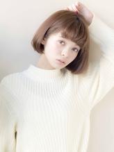 【Open以来大人気Siro 中目黒/大人かわいいボブ】.45