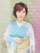 ★IRIS★おしゃれ綺麗な着物スタイル 春色.54