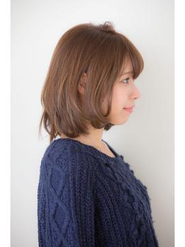 【aRietta】横顔も可愛いラフミディ