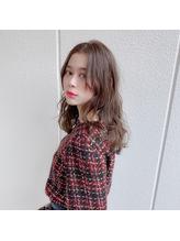 透明ベージュアッシュカラー《春日井 Regalo レガロ》.22